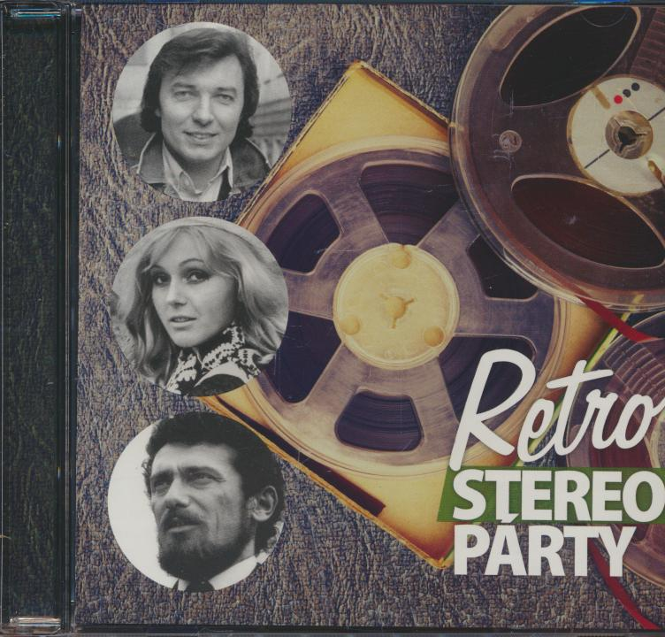 RETRO-STEREO PARTY - supershop.sk