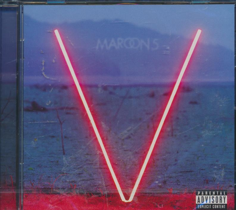 Maroon 5 Unveil V Cover Art amp Track List  Billboard