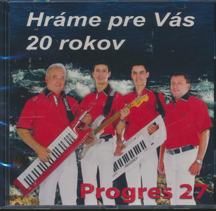 HRAME PRE VAS 20 ROKOV 27 - supermusic.sk