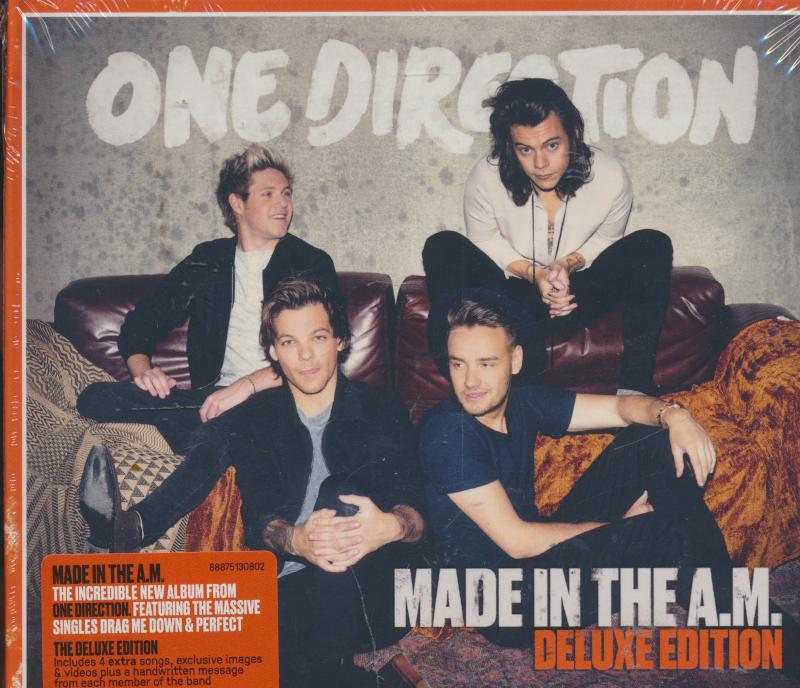 MADE IN THE A.M.[Deluxe Edition]  - supershop.sk
