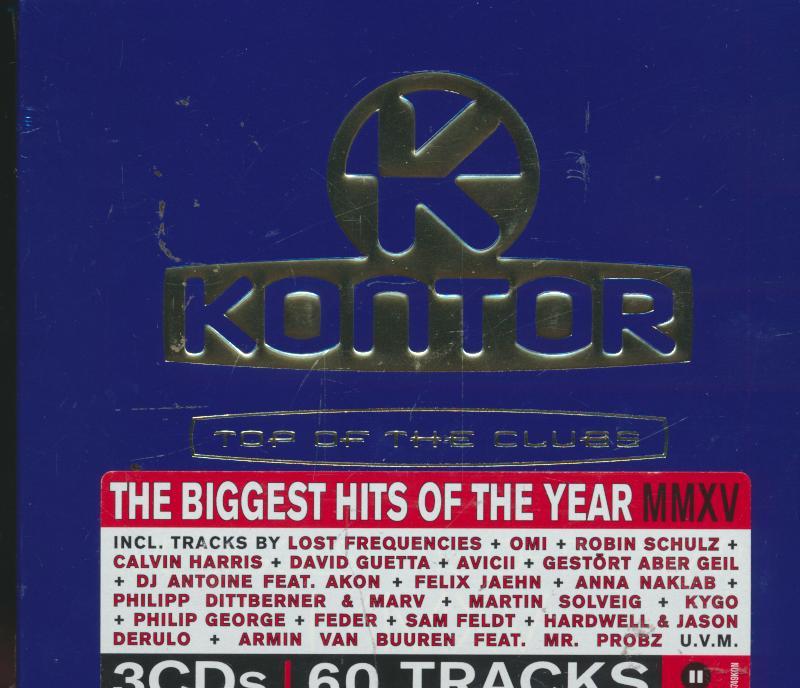 KONTOR TOP OF THE CLUBS - supershop.sk