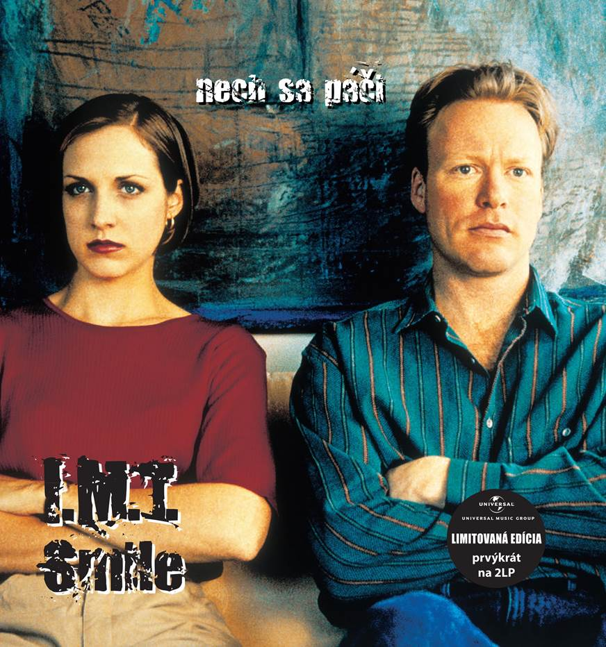 NECH SA PACI [VINYL] - supermusic.sk