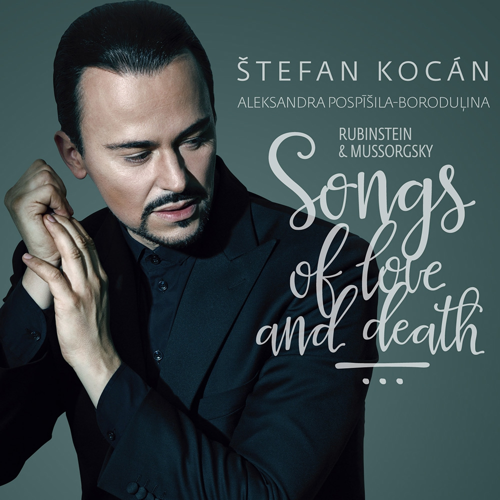 SONGS OF LOVE AND DEATH (CD v kniznej vazbe) - supermusic.sk