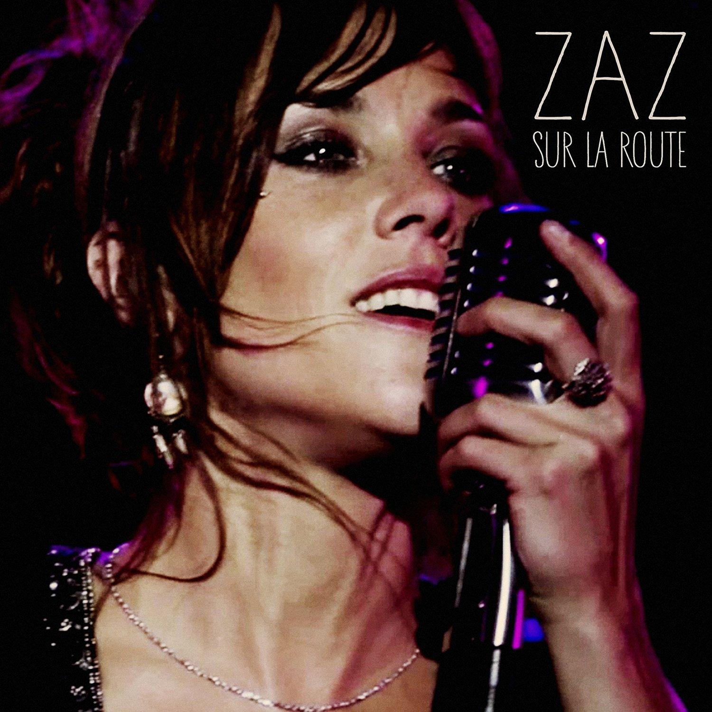 Cd Zaz - Sur La Route ☆ SUPERSHOP ☆ tvoj obchod ☆ cd   dvd ... d30653cb824
