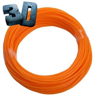 OEM_P NÁPLN ABS PRE 3D PERO ORANZOVA 1.75MM - supershop.sk