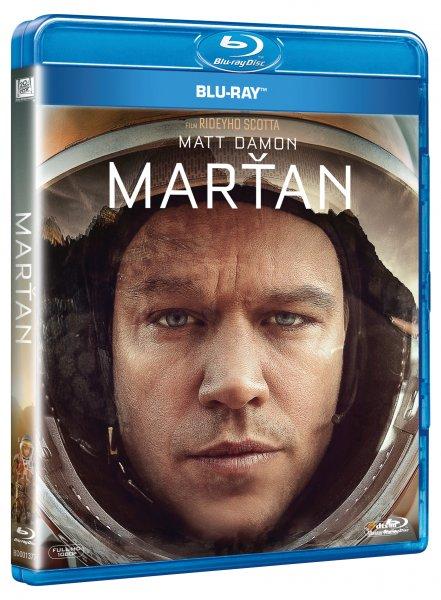 Marťan / Martian, The [BLURAY] - supershop.sk