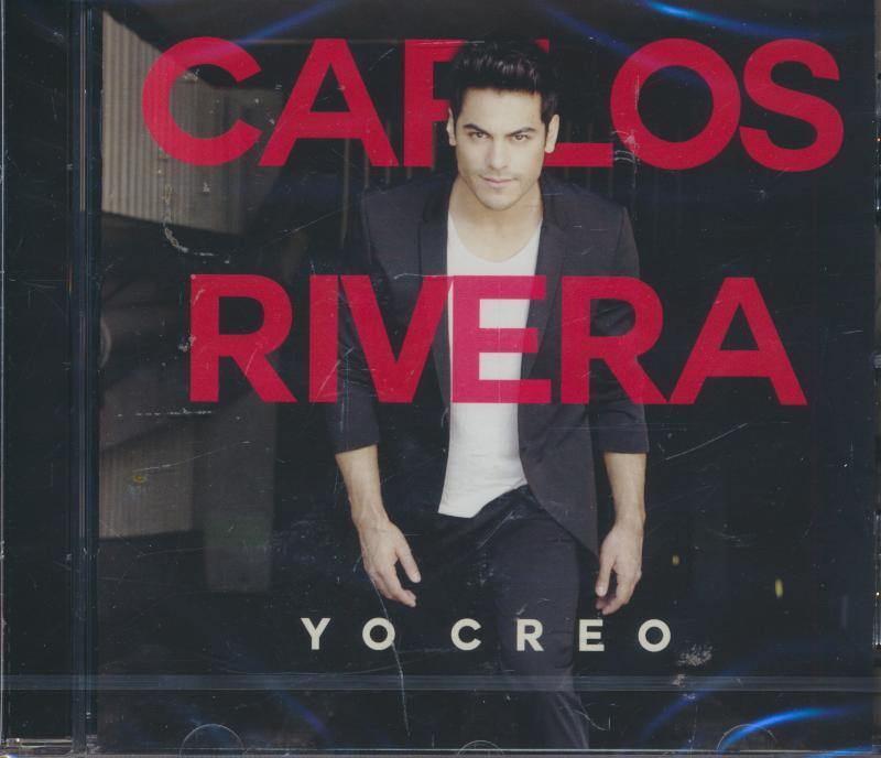 Cd Rivera Carlos - Yo Creo ☆ SUPERSHOP ☆ tvoj obchod ☆ cd   dvd ... 84688a6fff1