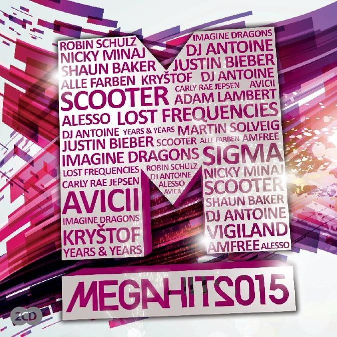 MEGAHITS BEST OF 2015 - suprshop.cz