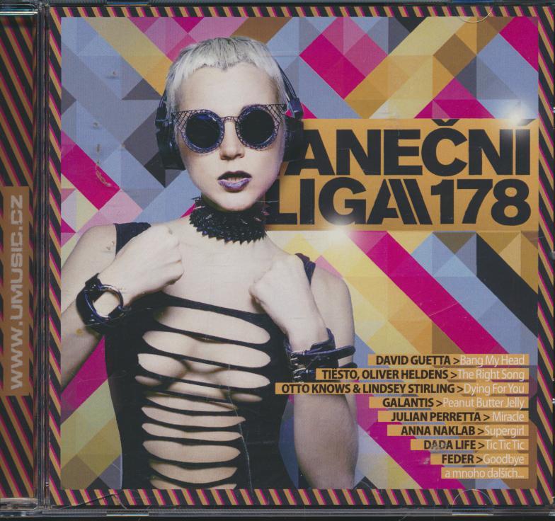Various - Taneční Liga 111