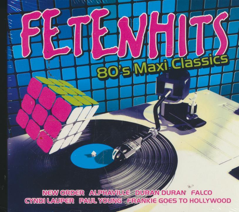 Fetenhits 80's Maxi Classics - supershop.sk