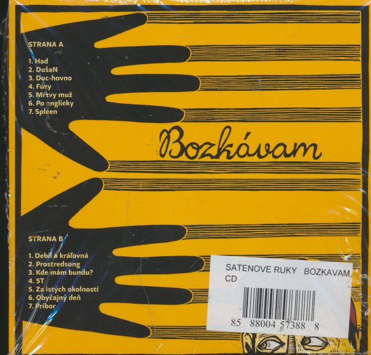 BOZKAVAM - supermusic.sk