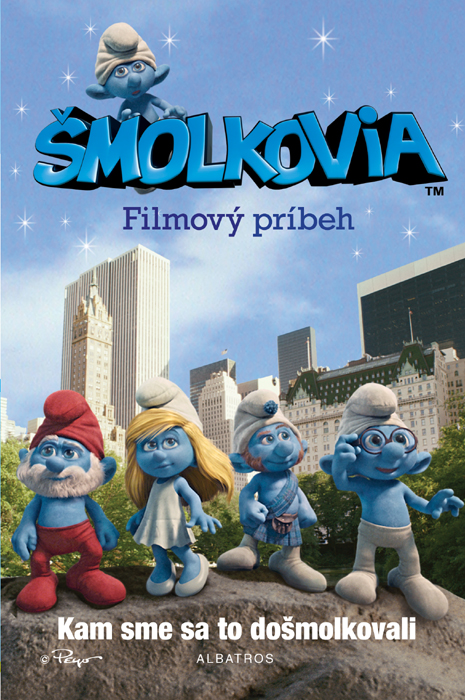 Šmolkovia Filmový príbeh - supershop.sk