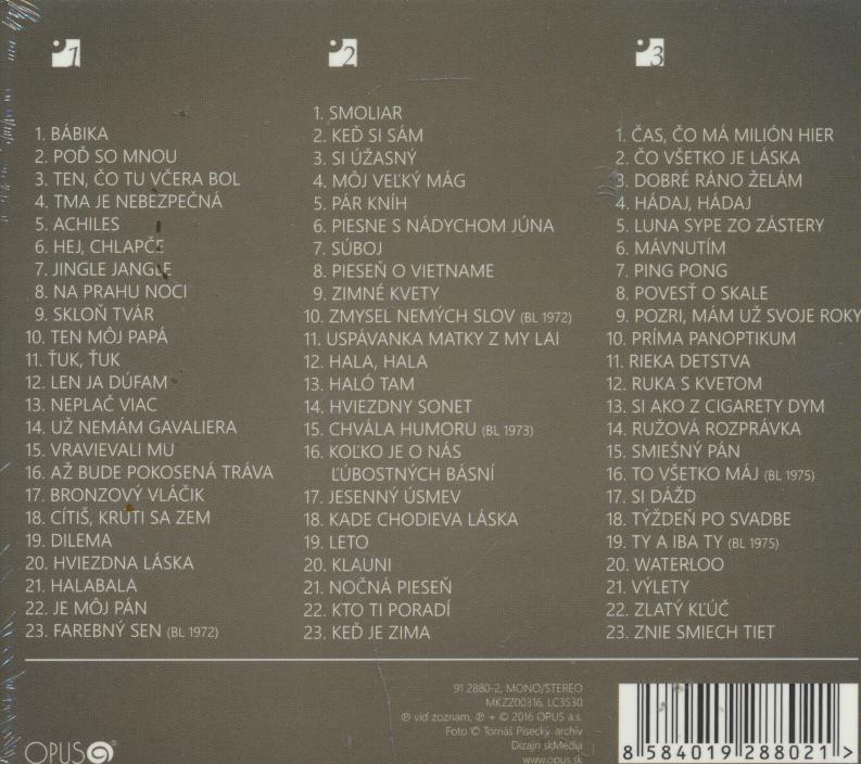 OPUS 1969-1975 - supermusic.sk