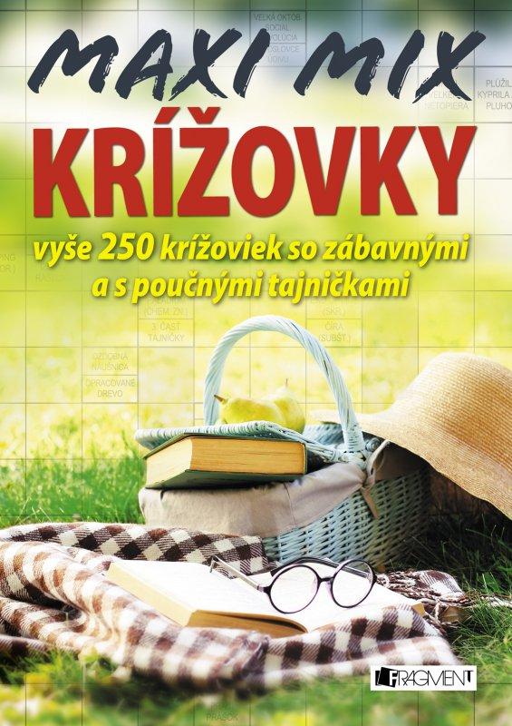 MAXI MIX krížovky 5 - suprshop.cz