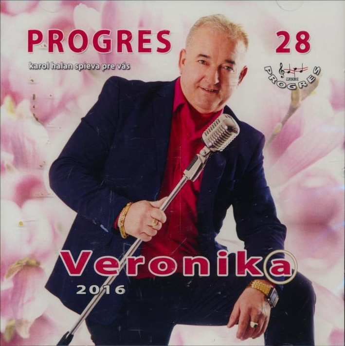 Cd Progres - 28 - Veronika ☆ SUPERSHOP ☆ tvoj obchod ☆ cd   dvd ... 63adf1c58f1