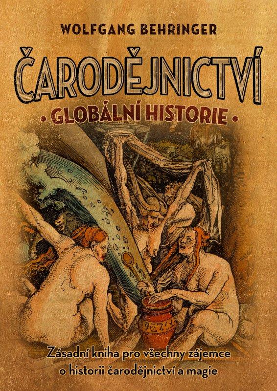 Čarodějnictví: globální historie - supershop.sk