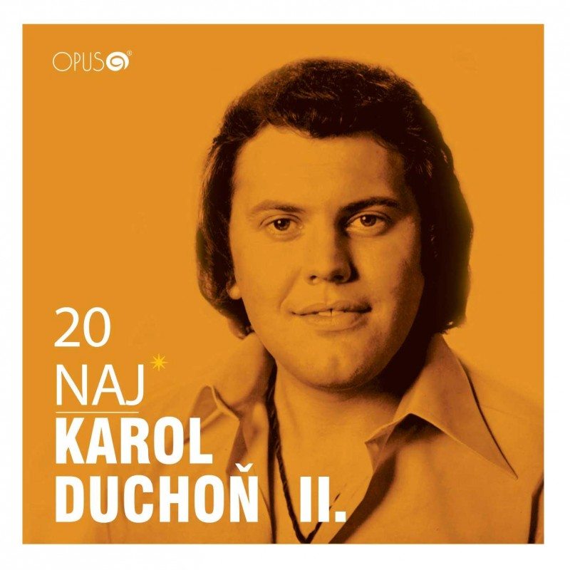 KAROL DUCHOŇ : 20 NAJ II. - supermusic.sk