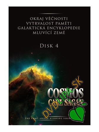 Carl Sagan: Cosmos 04 DVD - supershop.sk