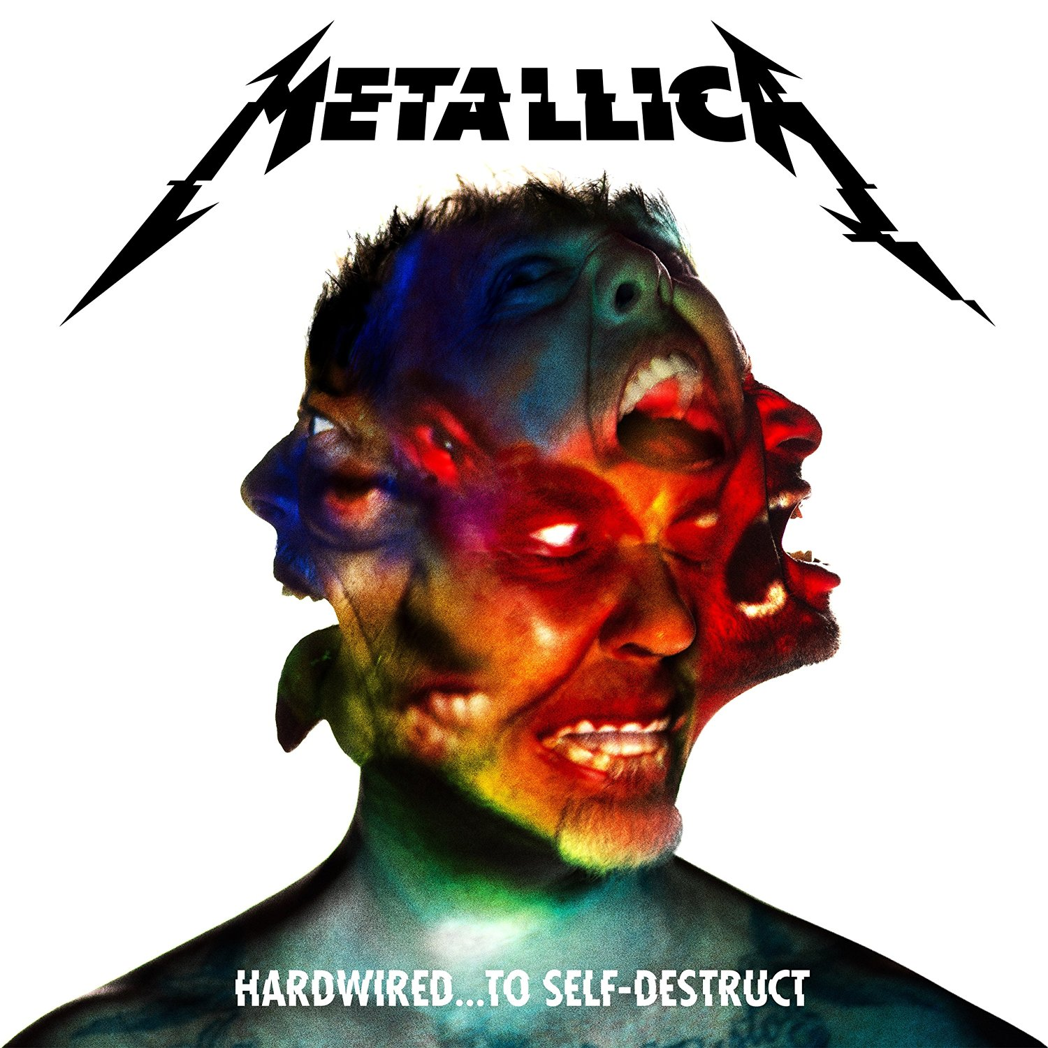 HARDWIRED..TO SELF-DESTRUCT - supermusic.sk