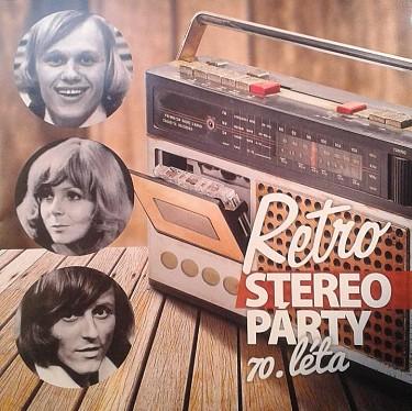 RETRO-STEREO PARTY 70.LETA - supershop.sk