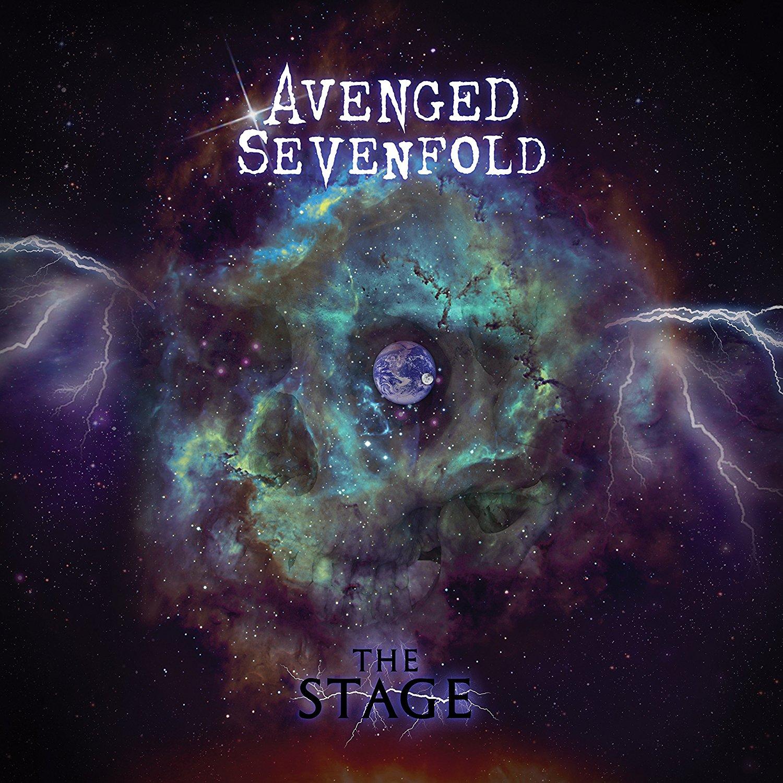 Cd Avenged Sevenfold - Stage ☆ SUPERSHOP ☆ tvoj obchod ☆ cd   dvd ... 6c98b094dcd