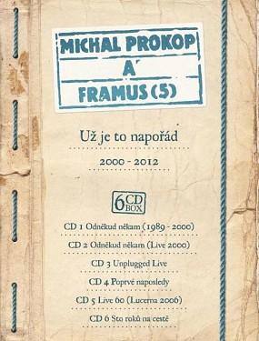 UZ JE TO NAPORAD 2000-2012 - supermusic.sk
