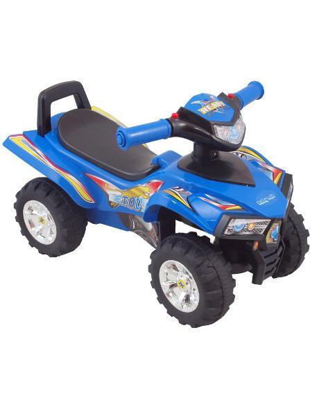 Čtyřkolka Baby Mix Quad blue Modrá  - supershop.sk