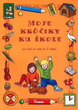 Moje krôčiky ku škole [SK] - suprshop.cz