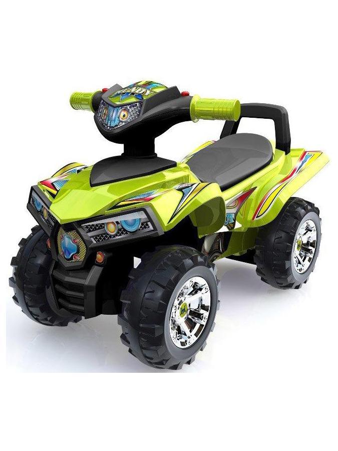 Jezdítko-čtyřkolka Baby Mix Quad green Zelená  - supershop.sk