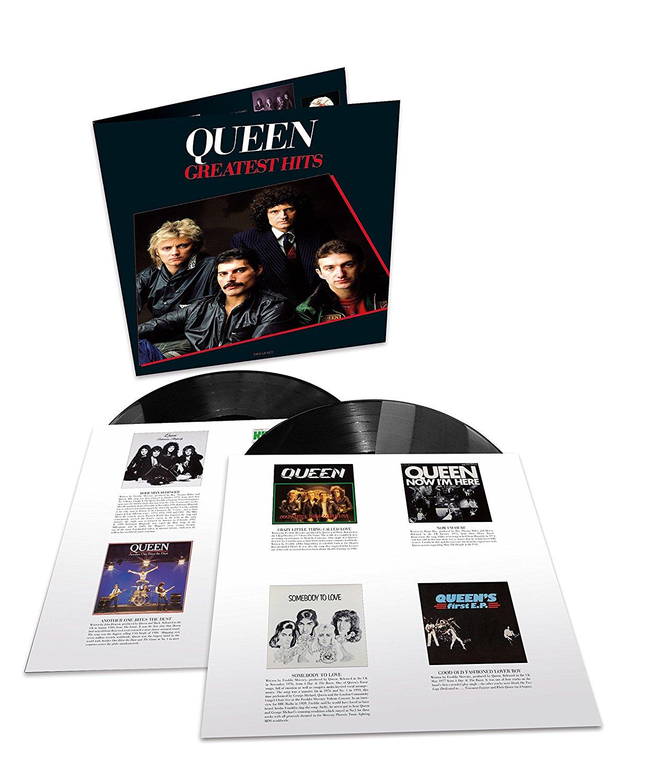Vinyl Queen - Greatest Hits  vinyl  ☆ SUPERSHOP ☆ tvoj CD obchod 5d8b542ffd0