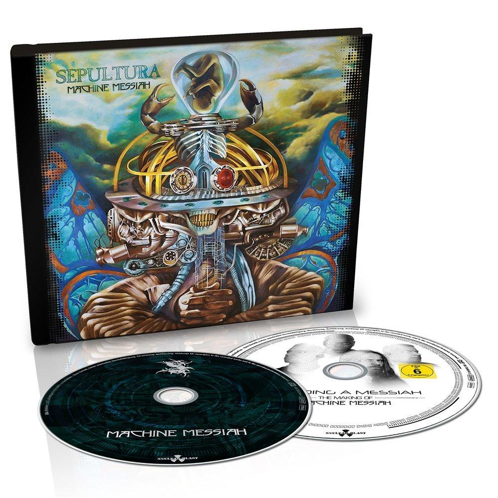 MACHINE MESSIAH -CD+DVD- - supermusic.sk