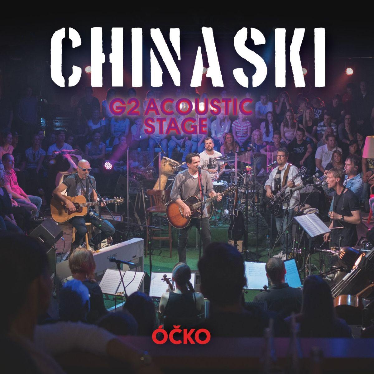 Cd Chinaski - G2 Acoustic Stage ☆ SUPERSHOP ☆ tvoj obchod ☆ cd ... ce2e5b33121