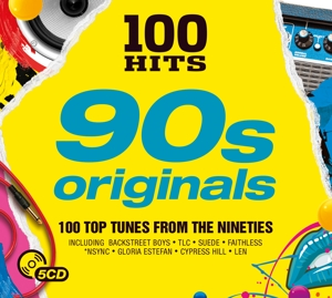 100 HITS - 90S ORIGINALS - supermusic.sk