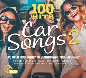 100 HITS - CAR SONGS 2 - supermusic.sk