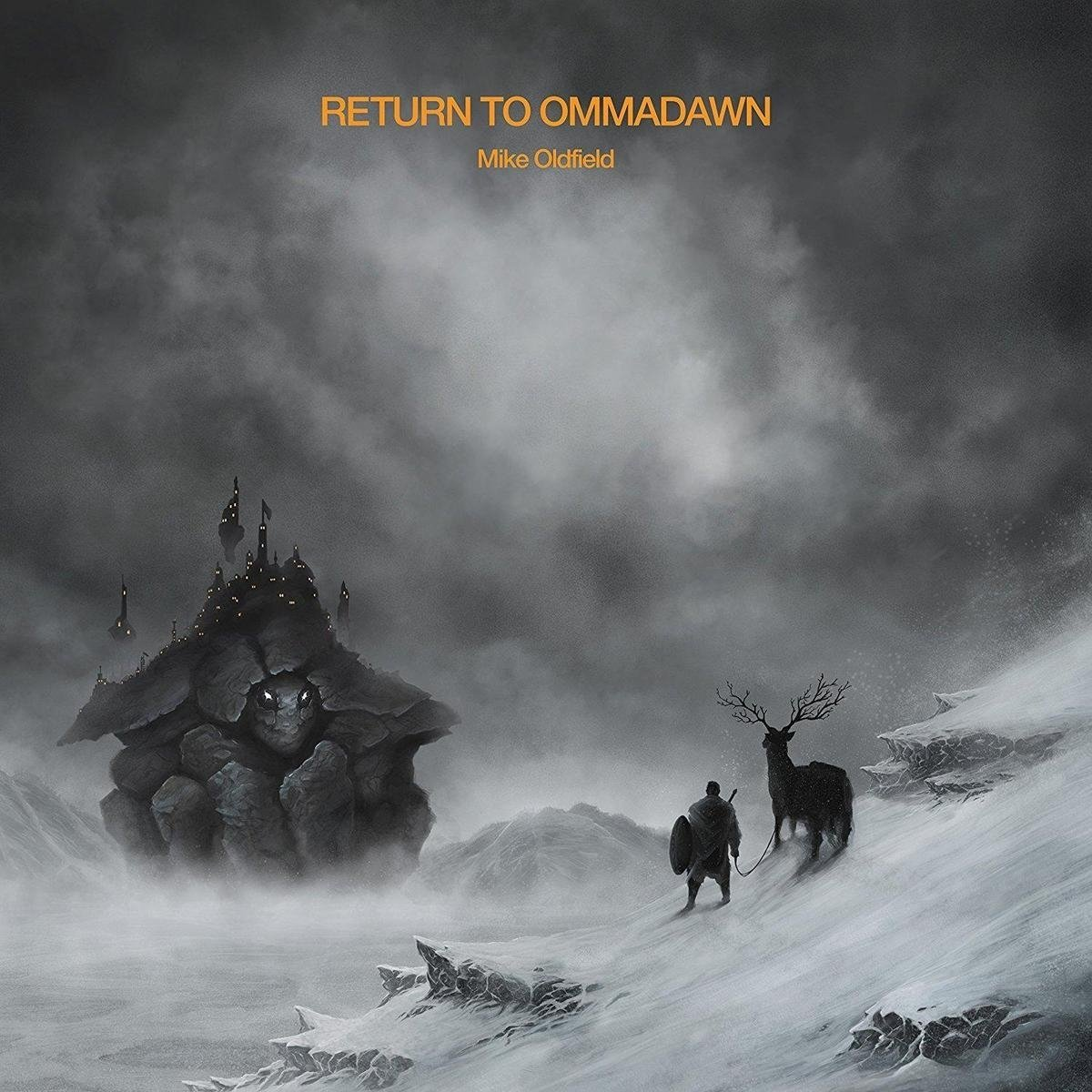 RETURN TO OMMADAWN [DVD:5.1SURROUND S.&STEREO MIXE - supermusic.sk