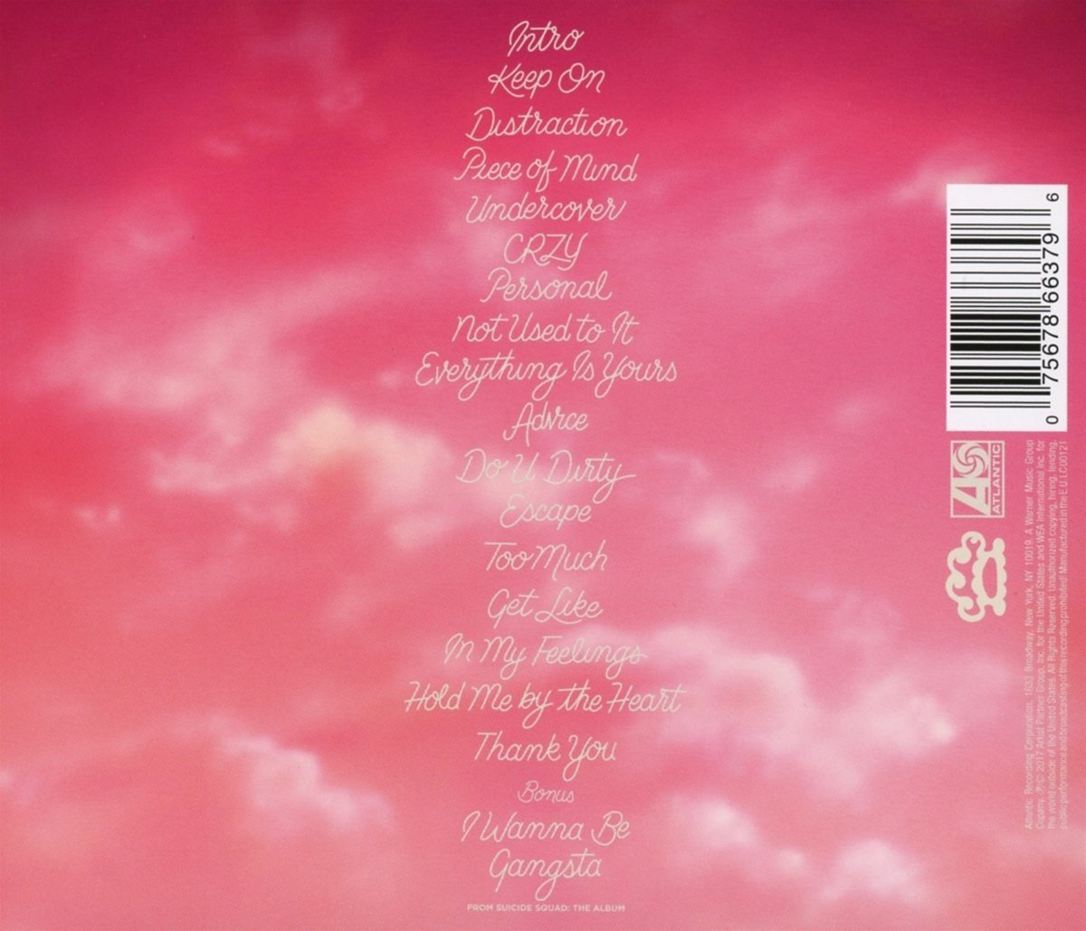 SWEETSEXYSAVAGE -DELUXE- - supermusic.sk
