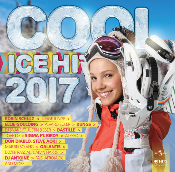 COOL ICE HITS 2017 - supermusic.sk