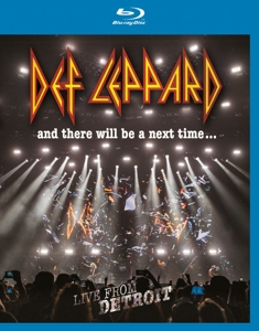 AND THERE WILL BE A NEXT TIME... LIVE FROM DETROIT [BLURAY] - supermusic.sk