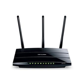 TP-LINK TD-W9980B wifi VDSL/ADSL modem ,600Mbps, MODEM 4xLAN/WIFI 600Mbps router - suprshop.cz