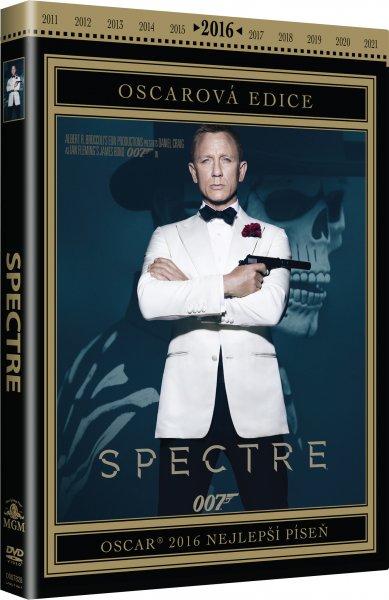 Spectre / Spectre - Oscar edice (o-ring) - suprshop.cz