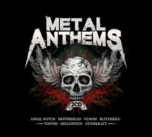 METAL ANTHEMS -DIGI- - supermusic.sk