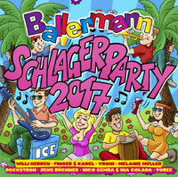 BALLERMANN SCHLAGERPARTY 2017 (2CD) - supermusic.sk