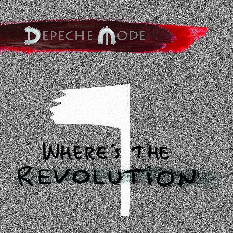 WHERE'S THE REVOLUTION (REMIXES) - supermusic.sk
