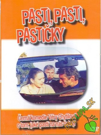 Pasti, pasti, pastičky DVD - suprshop.cz
