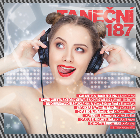 TANECNI LIGA 187 - supermusic.sk