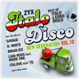 ZYX ITALO DISCO NEW GENERATION - supermusic.sk