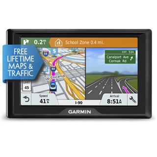 Drive 51S Lifetime Europe45 GARMIN - suprshop.cz