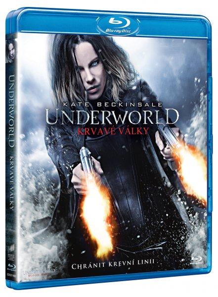 Underworld: Krvavé války / Underworld: Blood Wars - STD-1 [BLURAY] - supershop.sk