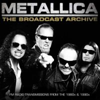 THE BROADCAST ARCHIVE (3CD) - supermusic.sk