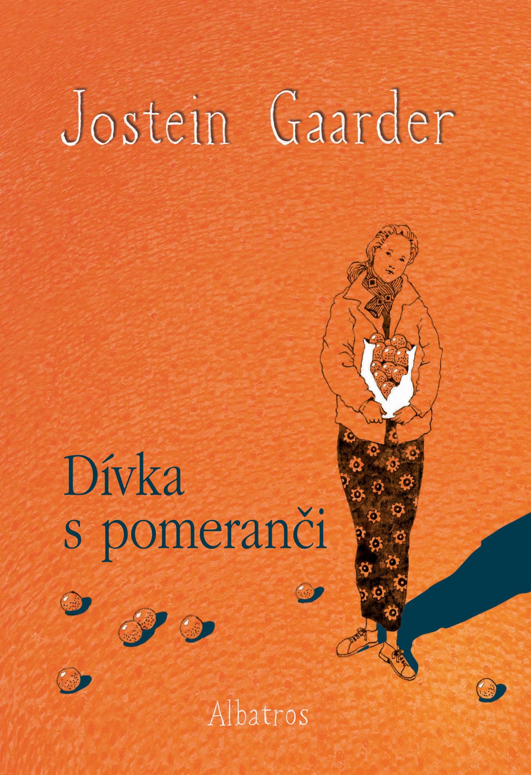 Dívka s pomeranči - superknihy.sk